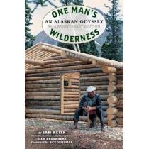 One Man's Wilderness, 50th Anniversary Edition: An Alaskan Odyssey by Richard Louis Proenneke, 9781513261645