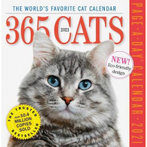 2021 365 Cats Page-A-Day Calendar by Workman Publishing, 9781523508594