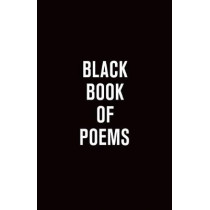 Black Book of Poems by Vincent Hunanyan, 9781524855598
