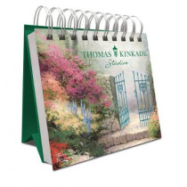 Thomas Kinkade Studios Perpetual Calendar with Scripture by Andrews McMeel Publishing, 9781524856151