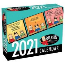 Dilbert 2021 Day-To-Day Calendar by Scott Adams, 9781524857066