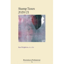 Stamp Taxes 2020/21 by Ken Wright, 9781526514820