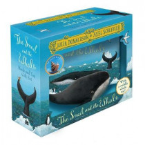 The Snail and the Whale: Book and Toy Gift Set by Julia Donaldson, 9781529023831