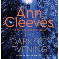 The Darkest Evening by Ann Cleeves, 9781529051094