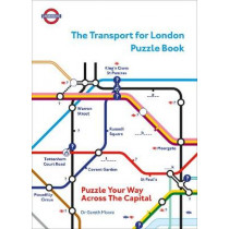 The TfL London Puzzle Book: Puzzle Your Way Across the Capital by Gareth Moore, 9781529106343