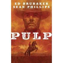 Pulp by Ed Brubaker, 9781534316447