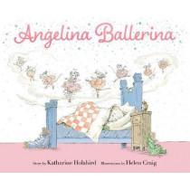 Angelina Ballerina by Katharine Holabird, 9781534451513
