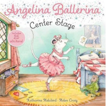 Center Stage by Katharine Holabird, 9781534454828