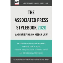 The Associated Press Stylebook 2020: and Briefing on Media Law by Associated Press, 9781541647572