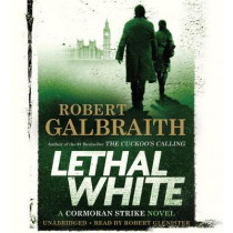 Lethal White by Robert Galbraith, 9781549120848