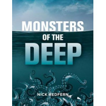Monsters Of The Deep by Nick Redfern, 9781578597055
