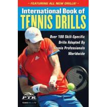 International Book of Tennis Drills by Professional Tennis Registry, 9781600788291