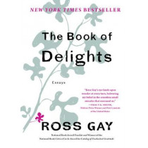 Book of Delights by Ross Gay, 9781616207922