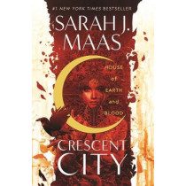 House of Earth and Blood by Sarah J Maas, 9781635574043