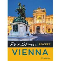 Rick Steves Pocket Vienna (Third Edition) by Rick Steves, 9781641712064