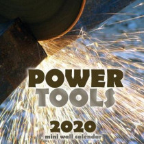 Power Tool 2020 Mini Wall Calendar by Wall Publishing, 9781642525427