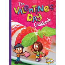 The Valentine's Day Cookbook (Holiday Recipe Box) by Brown, Tammy B, 9781644664094