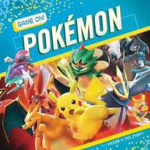 Game On! Pokemon by Paige V. Polinsky, 9781644942840