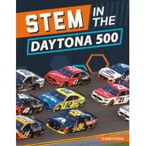 STEM in the Daytona 500 by Marne Ventura, 9781644943120