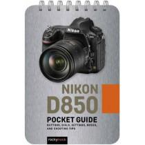 Nikon D850: Pocket Guide by Rocky Nook, 9781681986142