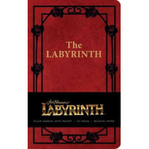 Labyrinth Hardcover Ruled Journal by Insight Editions, 9781683838982
