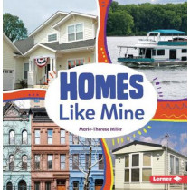 Homes Like Mine by Marie-Therese Miller, 9781728413709