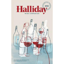 Halliday Wine Companion 2021: The bestselling and definitive guide to Australian wine by James Halliday, 9781743796443