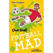 Own Goal by Paul Stewart, 9781781129302