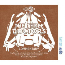 The Three Doctors by Toby Hadoke, 9781781963074