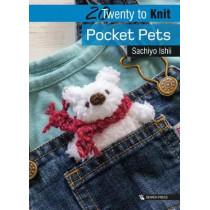 20 to Knit: Pocket Pets by Sachiyo Ishii, 9781782216957