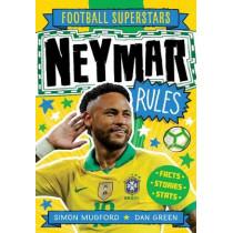Neymar Rules by Simon Mugford, 9781783125623