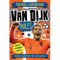 Van Dijk Rules by Simon Mugford, 9781783125654