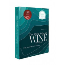 World Atlas of Wine 8th Edition by Hugh Johnson, 9781784724030