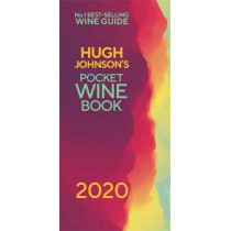 Hugh Johnson's Pocket Wine 2020: The new edition of the no 1 best-selling wine guide by Hugh Johnson, 9781784724849