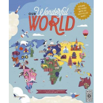 50 Maps of the World: explore the world with 50 fact-filled maps! by Ben Handicott, 9781786036391