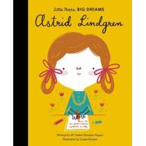 Astrid Lindgren by Maria Isabel Sanchez Vegara, 9781786037626