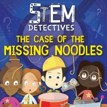 The Case of the Missing Noodles by William Anthony, 9781786379863