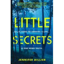 Little Secrets by Jennifer Hillier, 9781786495174