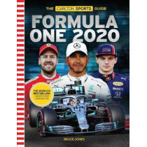Formula One 2020: The World's Bestselling Grand Prix Handbook by Bruce Jones, 9781787393738