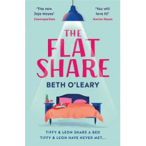The Flatshare by Beth O'Leary, 9781787474413