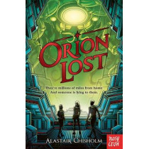 Orion Lost by Alastair Chisholm, 9781788005920