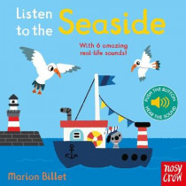 Listen to the Seaside by Marion Billet, 9781788008778