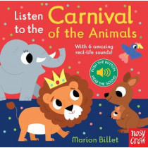 Listen to the Carnival of the Animals by Marion Billet, 9781788008785