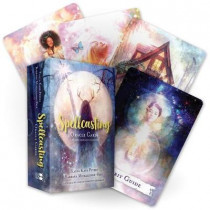 Spellcasting Oracle Cards: A 48-Card Deck and Guidebook by Flavia Kate Peters, 9781788170772