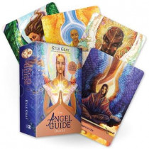 The Angel Guide Oracle: A 44-Card Deck and Guidebook by Kyle Gray, 9781788173612