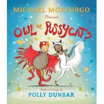 Owl or Pussycat? by Michael Morpurgo, 9781788450720