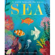 Sea: A World Beneath the Waves by Britta Teckentrup, 9781788816298