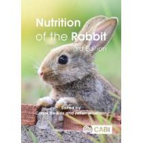 Nutrition of the Rabbit by Carlos De Blas, 9781789241273