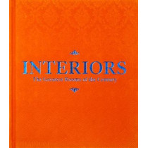 Interiors (Orange Edition): The Greatest Rooms of the Century by Phaidon Editors, 9781838661083