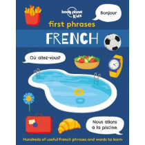 First Phrases - French by Lonely Planet Kids, 9781838690922